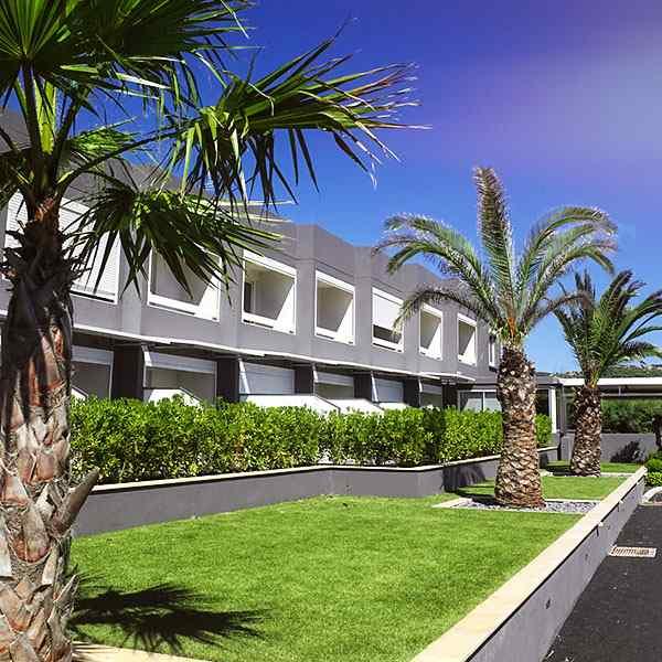 Hôtel La Plage *** à Sainte Maxime