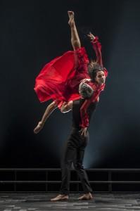 Ballet Lux et Glory au Carré Léon Gaumont à Sainte Maxime